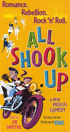 All Shook Up - The New York Times